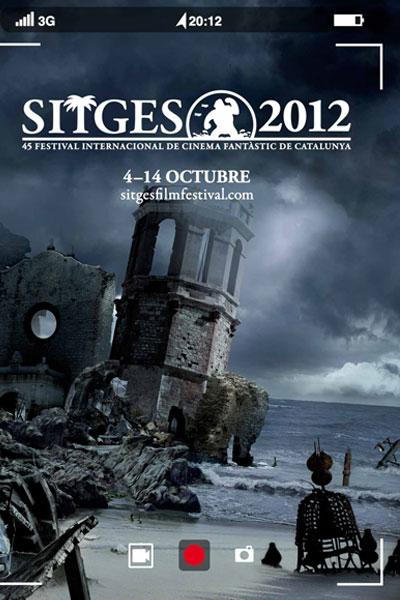Cartel de del Festival de Sitges 2012