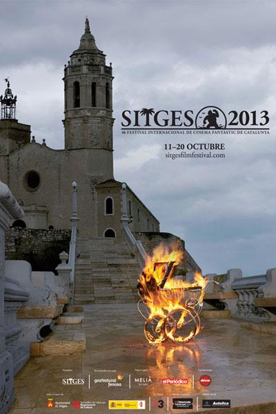 Cartel de del Festival de Sitges 2013