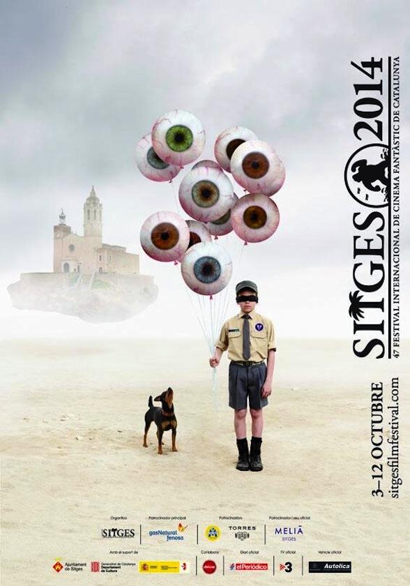 Cartel de del Festival de Sitges 2014