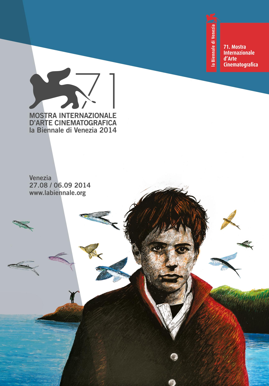 Cartel de del Festival de Venecia 2014