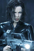 Selene (Kate Beckinsale en 'Underworld')