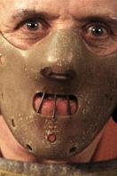 El Dr. Lecter de 'El silencio de los corderos'