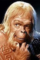El Dr. Zaius de 'El planeta de los simios'