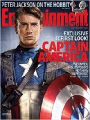 Primera imagen de Chris Evans como 'El capitán América'