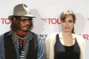 Jolie y Depp, en España para promocionar 'The tourist'