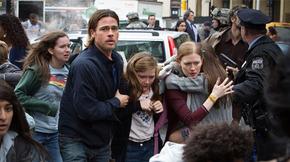 Brad Pitt contra los zombis en 'Guerra Mundial Z'