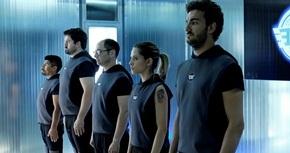 'Cuerpo de élite', la película española más taquillera del año en su semana de estreno