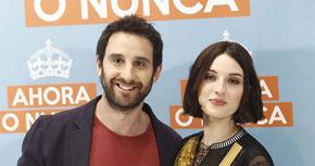 Dani Rovira estrena esta semana su segunda película como actor, 'Ahora o nunca'