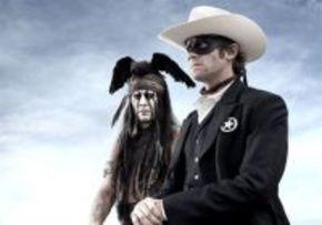 Primera imagen de Johnny Depp y Armie Hammer en 'El Llanero Solitario'