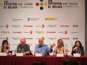 'El oro del tiempo' plantea un conflicto entre el amor y el miedo en el Festival de Málaga