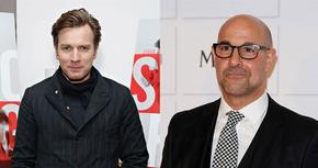 Ewan McGregor y Stanley Tucci, nuevos fichajes en 'La Bella y la Bestia'