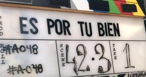 Finaliza el rodaje de 'Es por tu bien', dirigida por Carlos Therón