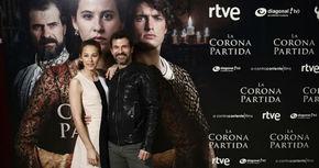 'La corona partida' se estrena el viernes 19 de febrero
