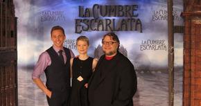 'La cumbre escarlata', la nueva película fantástica de Guillermo del Toro