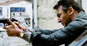 Liam Neeson rueda en Murcia la tercera entrega de 'Venganza'