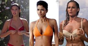 Los 10 bikinis y bañadores más sexis del cine