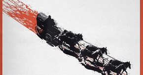 Primer cartel de 'The Hateful Eight'