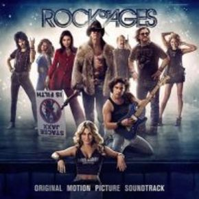 'Rock of Ages', un romance marcado por el rock and roll