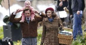 'Aliados', la nueva película de Zemeckis con Brad Pitt y Marion Cotillard