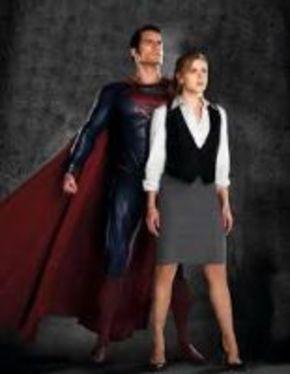 Amy Adams, emocionada por su papel de Lois en 'El hombre de acero'