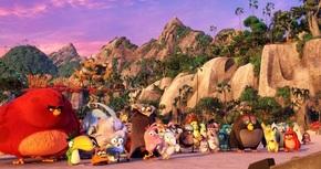 'Angry Birds, la película' se estrenará en España el 13 de mayo