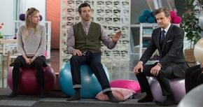 'Bridget Jones' Baby' se alza a la cabeza de la taquilla de española