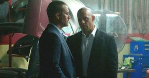 Dos nuevas imágenes de Paul Walker y Vin Diesel en 'Fast and Furious 7'