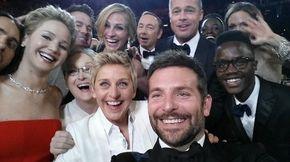 El selfie de los Oscar está valorado en 1.000 millones de dólares