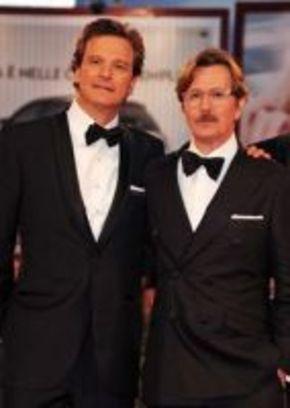 Gary Oldman y Colin Firth, protagonistas de 'El Topo'