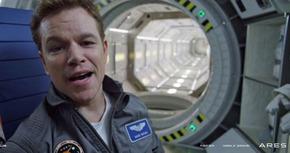 Primer tráiler de 'The Martian', la presentación de la tripulación