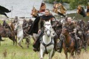 'Robin Hood' desbanca al fin a 'Alicia en el país de las maravillas'