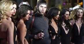 Sacha Baron Cohen la lía en el preestreno de 'Agente Contrainteligente'