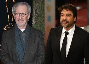 Steven Spielberg quiere contar con Javier Bardem para su nuevo proyecto