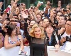 La película de Madonna, 'W.E.', regresa a la sala de montaje