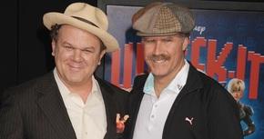 Will Ferrell y John C. Reilly serán 'Holmes & Watson'