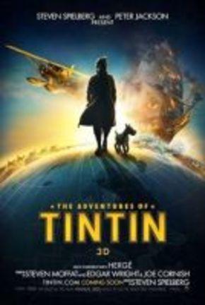 Primer cartel y tráiler de 'Las aventuras de Tintín'