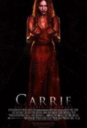 Chloë Moretz presenta el cartel final de 'Carrie'