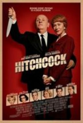 Nuevo póster de 'Hitchcock' con Anthony Hopkins y Helen Mirren