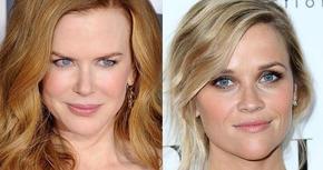 Nicole Kidman y Reese Witherspoon, juntas en la miniserie 'Big Little Lies'
