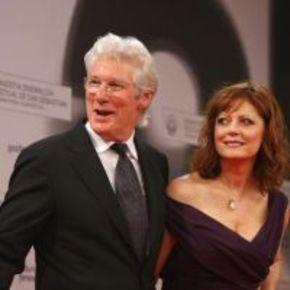 Richard Gere y Susan Sarandon presentan 'Arbitrage' en San Sebastián