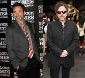 Tim Burton quiere a Robert Downey Jr. en su 'Pinocho'