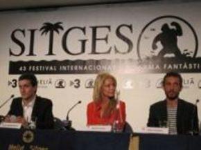 Presentación oficial de 'Los ojos de Julia' en el Festival de Cine de Sitges