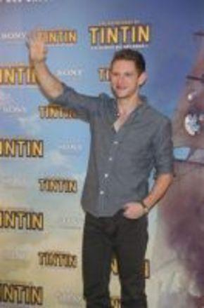 Jamie Bell se siente identificado con Tintín
