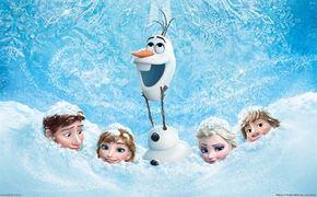 El éxito de 'Frozen' aumenta las arcas de Walt Disney