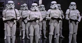 En 'Star Wars: El despertar de la fuerza' podría haber una stormtrooper