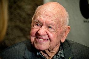 Fallece el actor Mickey Rooney a los 93 años