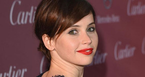 Felicity Jones, la elegida para protagonizar el spin-off de 'Star Wars'