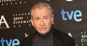 José Sacristán, premio 'A toda una vida' por la Unión de Actores y Actrices