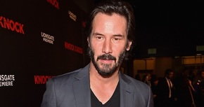 Keanu Reeves ha comenzado el rodaje de su nueva película, 'Replicas'