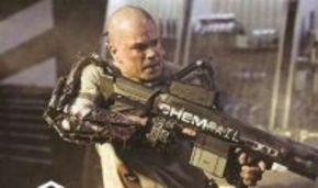 Matt Damon en la primera imagen de 'Elysium'